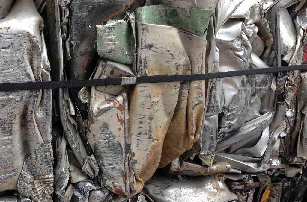 Aluminium Baled Taint / Tabor NF