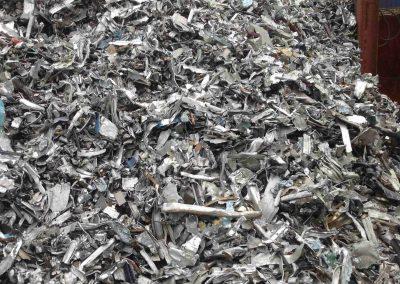 Aluminium Shredded Taint / Tabor NF
