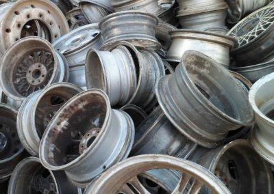 Aluminium Wheels NF